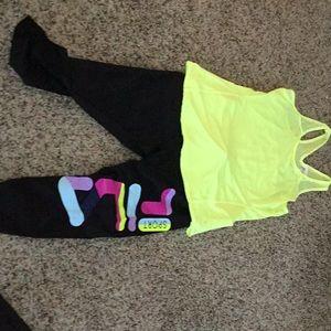 Women's fila leggings